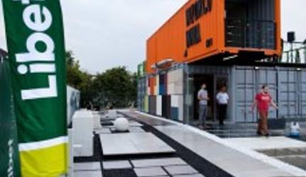 Ekspozycja produktów firmy Libet w nowo otwartej Wzorcowni we Wrocławiu