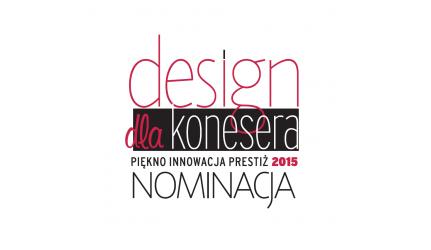 """Płyta betonowa Innovatio firmy Libet nominowana w plebiscycie """"Design dla Konesera. Piękno, innowacja, prestiż 2015""""!"""