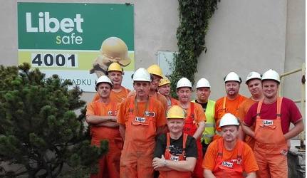4000 dni bezwypadkowej pracy w zakładzie w Mietkowie